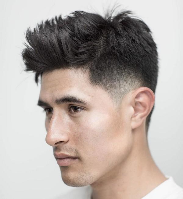 Mens Haircuts Long