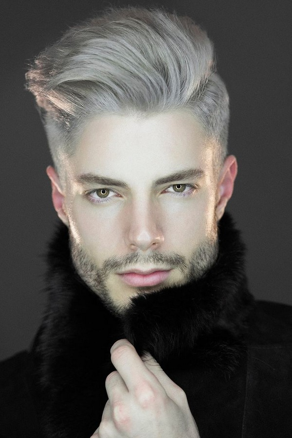 Mens Haircuts Receding Hairline