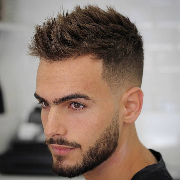 Mens Haircuts Short