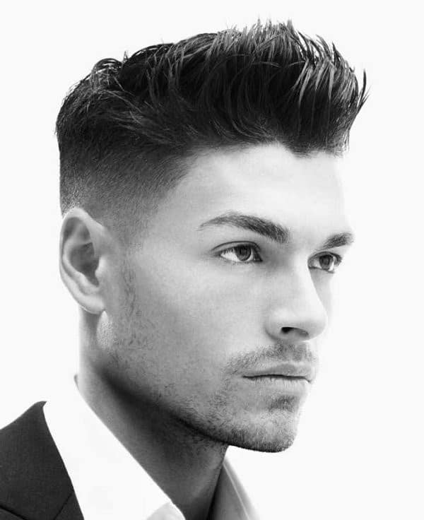 Mens Haircuts Thick Hair
