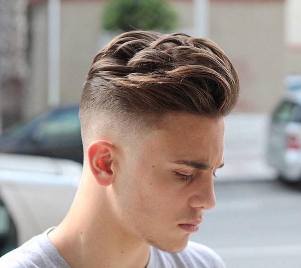 Mens Haircuts With Bangs
