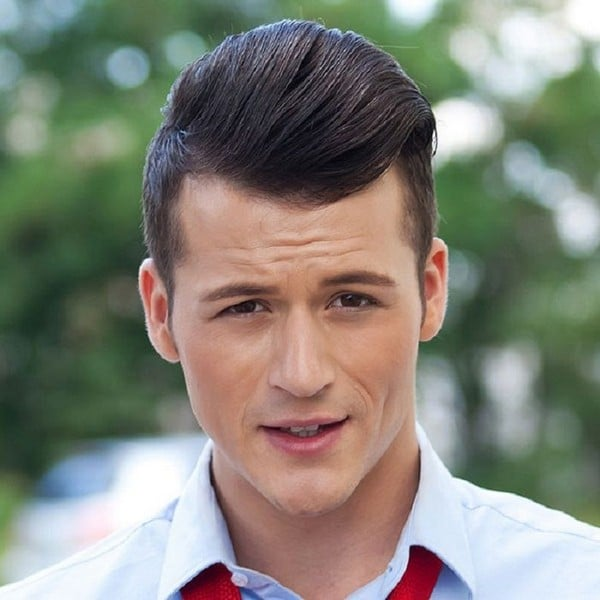 Mens Hairstyles Short Sides
