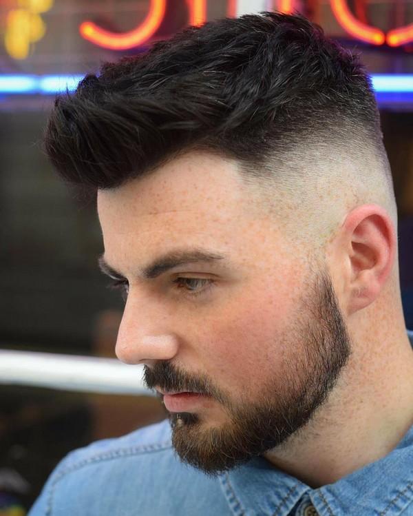 Mens Hairstyles Short
