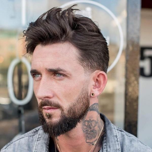 Mens Hipster Haircuts