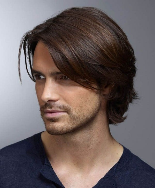 Mens Long Hairstyles Curly