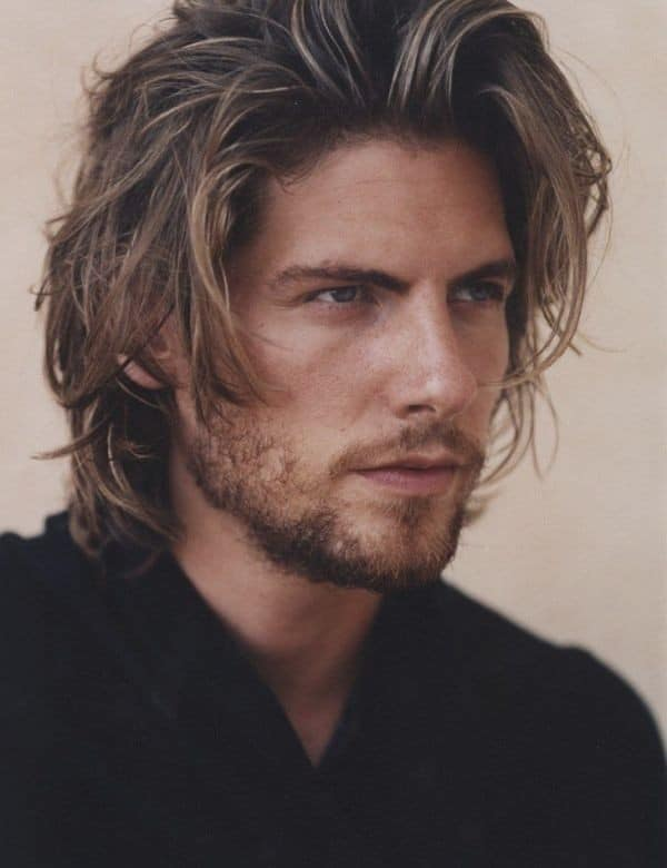 Mens Long Hairstyles For Thick Hair