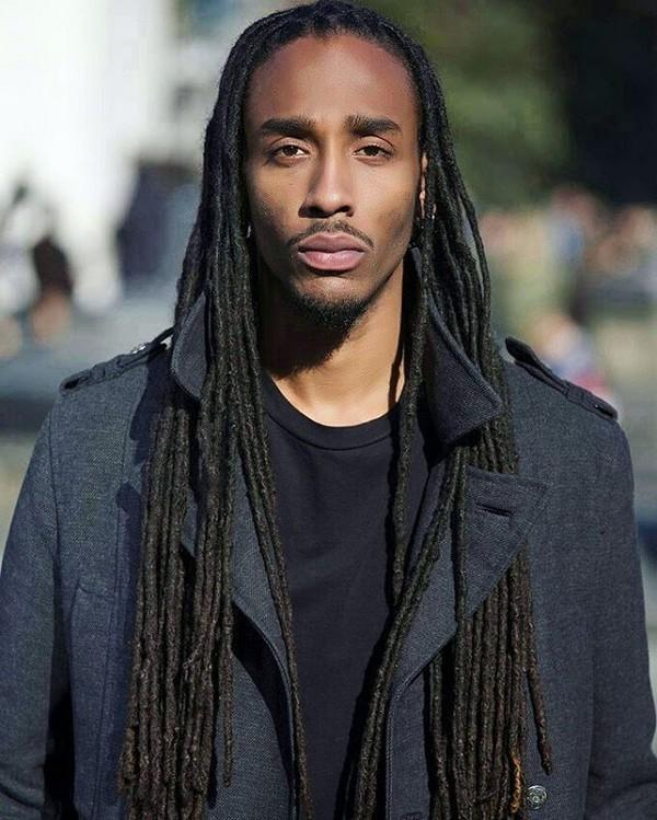 Mens Long Hairstyles Short Sides
