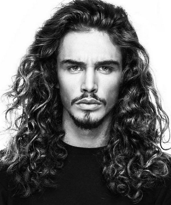 51 Hairstyles for Men with Long Hair in 2021
