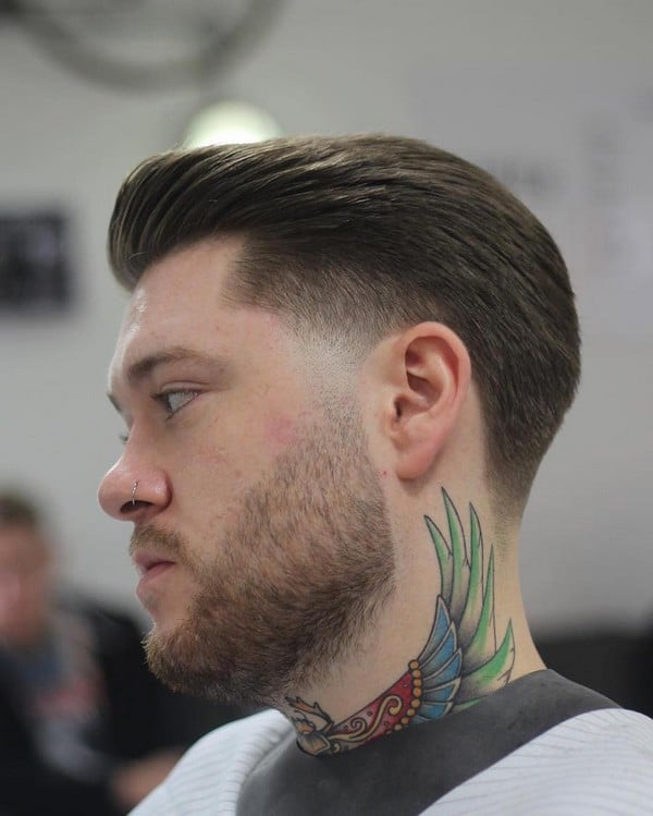 Mens Mohawk Haircuts