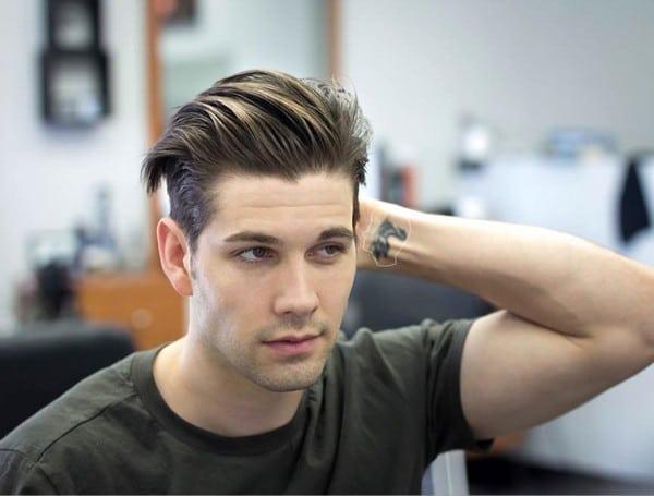 Mens Quiff Haircuts