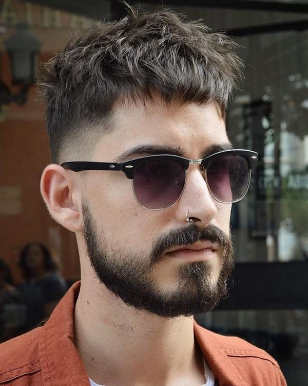 Mens Short Hair Style