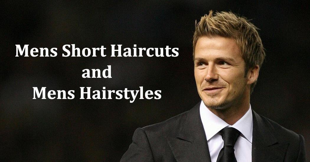 Mens Short Haircuts Hairstyles-1
