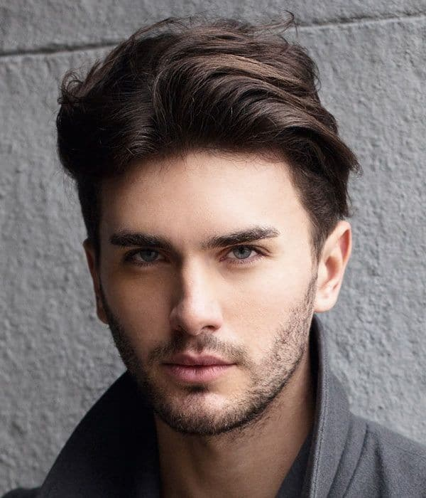 Mens Short Wavy Hairstyles