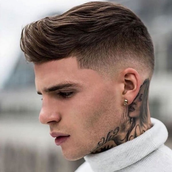 Mens Stylish Haircuts