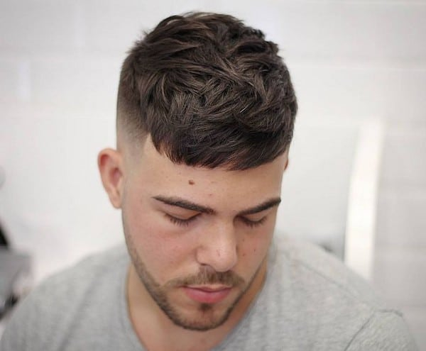 Mens Very Short Hairstyles