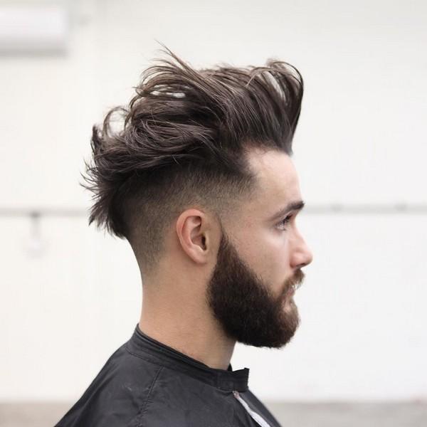 Modern Mens Haircut