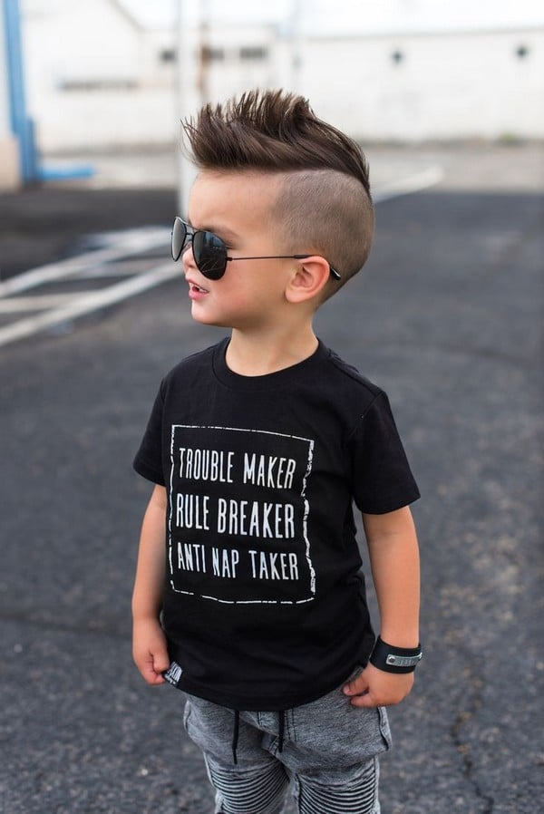 New Haircuts For Boys