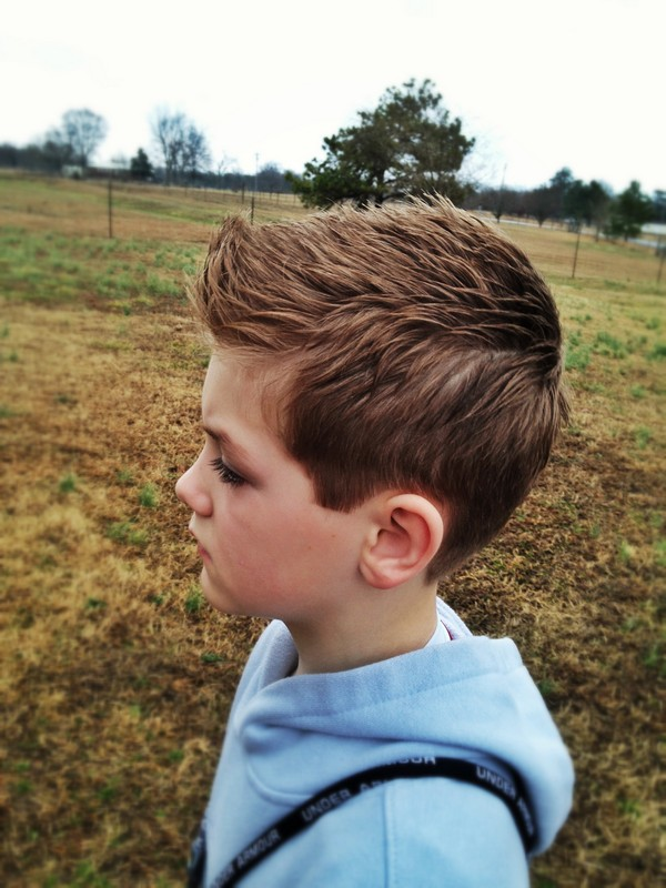 Pictures Of Haircuts For Boys