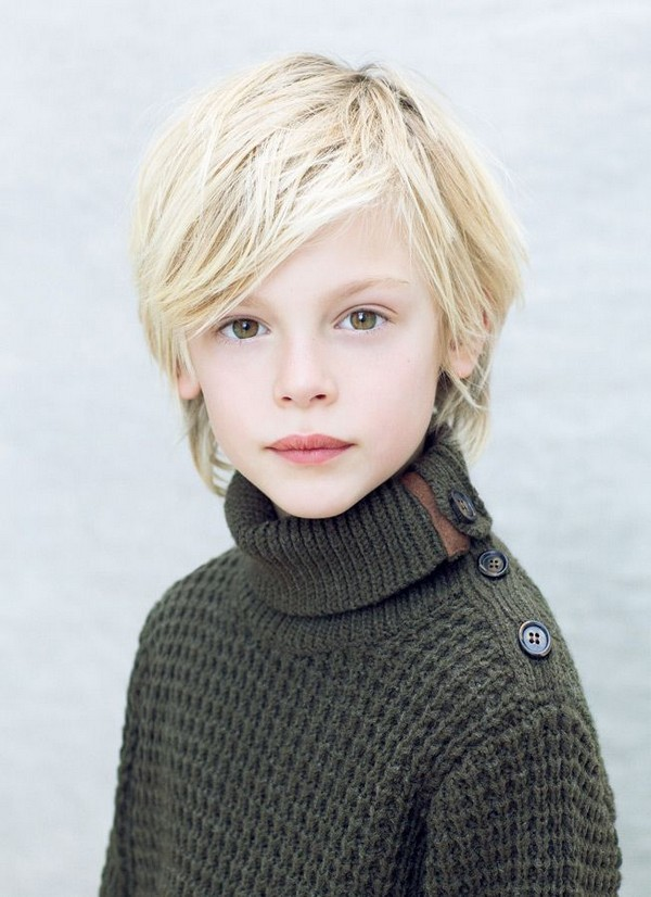 Popular Haircuts For Boys