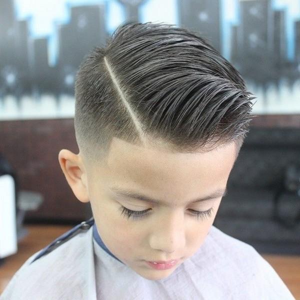 Short Haircuts For Boys