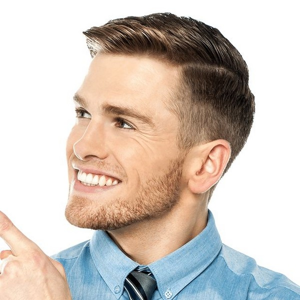 Short Men Hairstyles