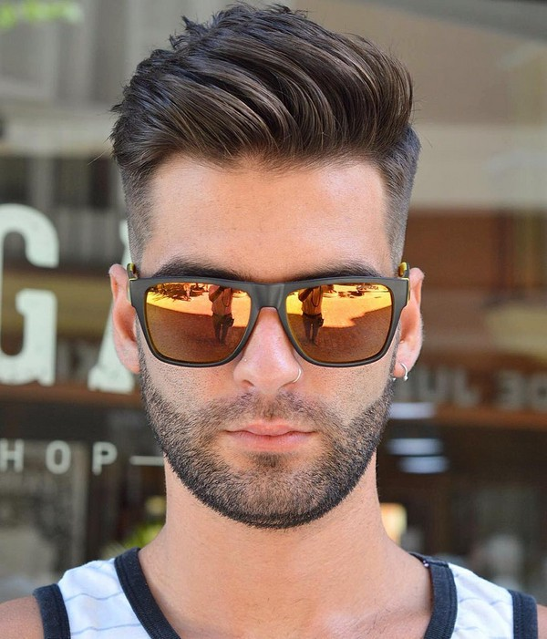 Short Mens Haircuts