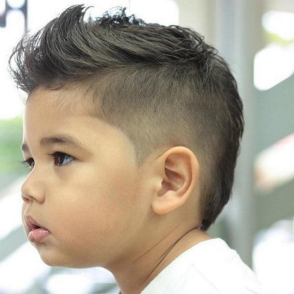 Stylish Boys Haircuts