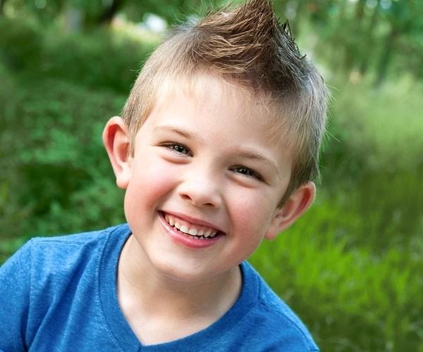 Trendy Boy Haircuts