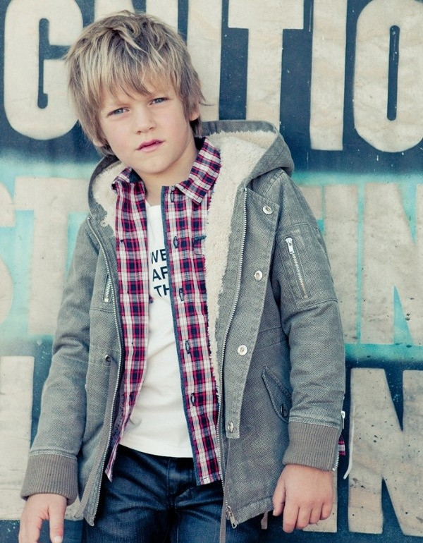Trendy Boy Hairstyles