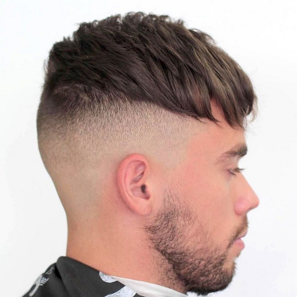Trendy Mens Haircuts