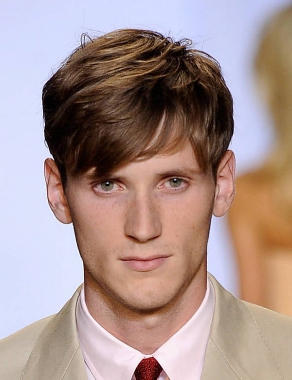 Very Short Mens Hairstyles