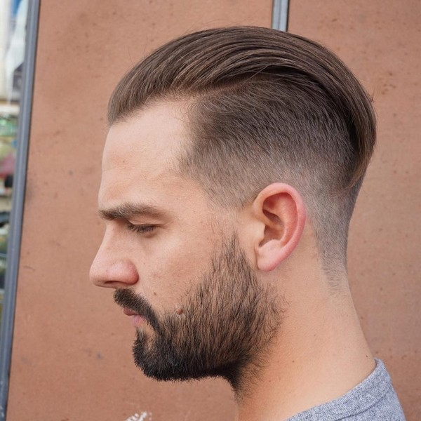 American Military Hairstyle