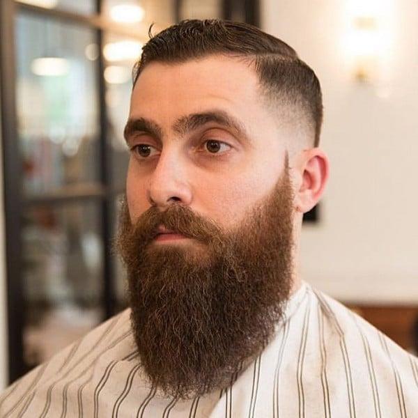 Best Full Beard Style