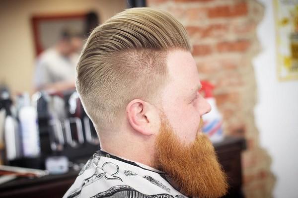 Black Full Beard Styles