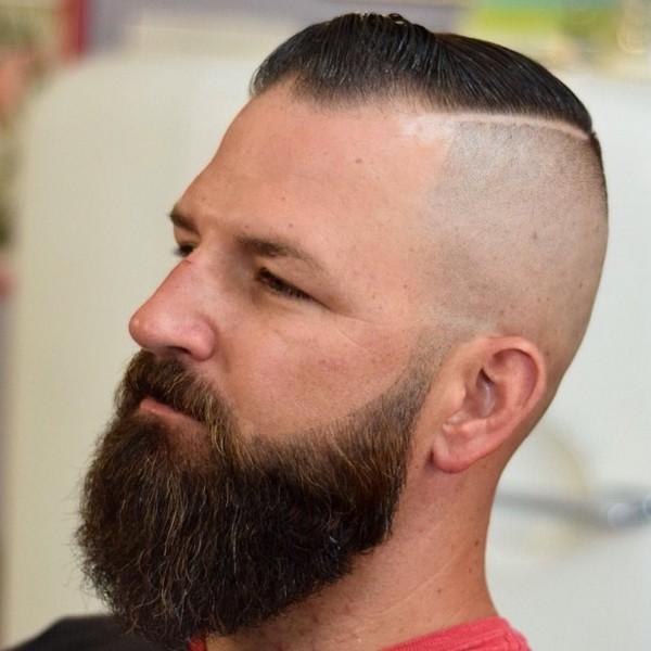 Black Mens Military Haircuts