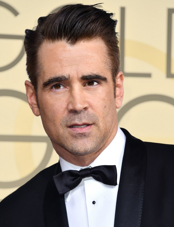 Colin Farrell Haircut