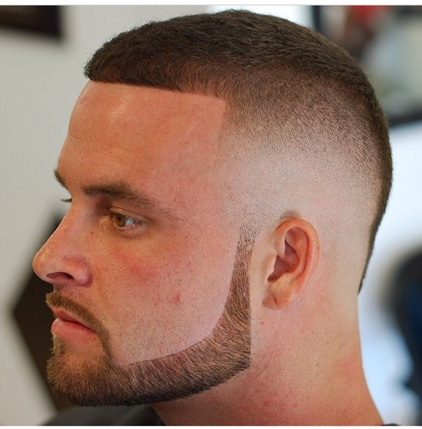 Cool Military Hairstyle
