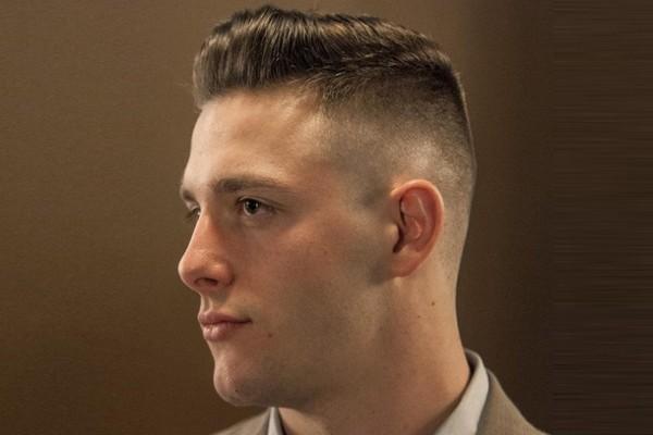 Female Military Haircuts