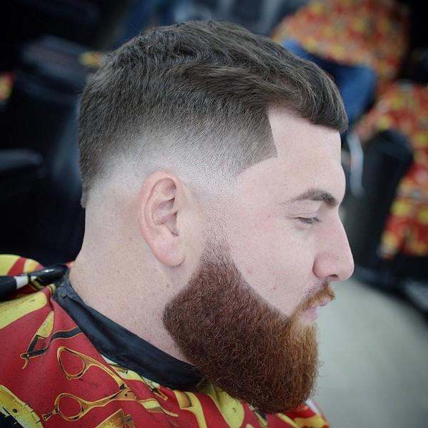 Full Beard And Mustache Styles