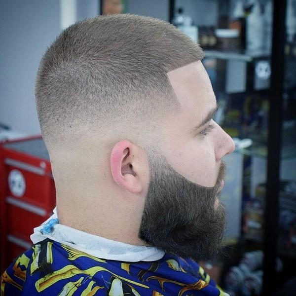 Full Beard Facial Hair Styles