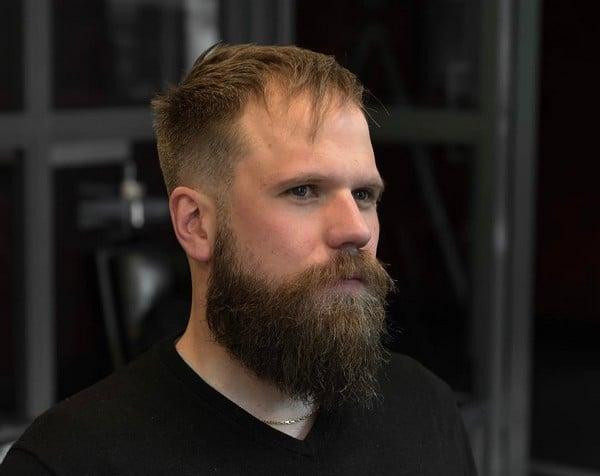 Full Beard Neckline