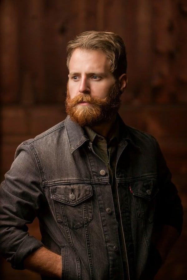 Full Beard Styles How To Trim