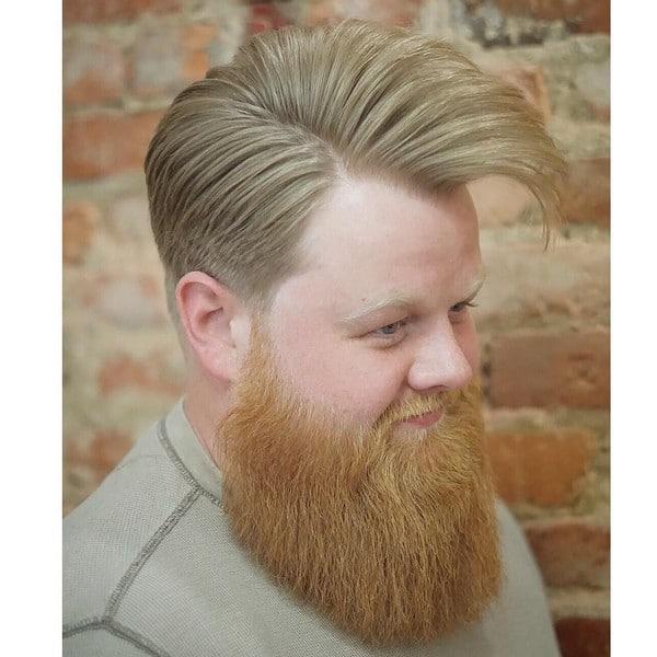 Full Beard Trimming Styles