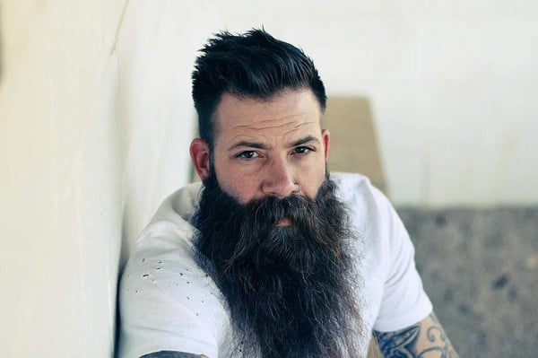 Full Beard Vs Goatee