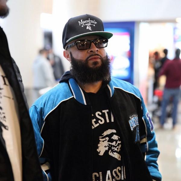 Full Black Beard Styles