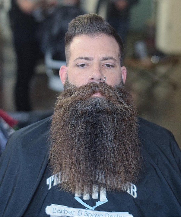 Full Face Beard