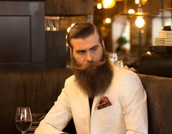 Full Short Beard