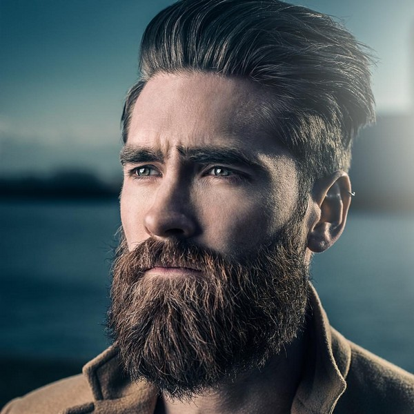 How To Shape A Full Beard