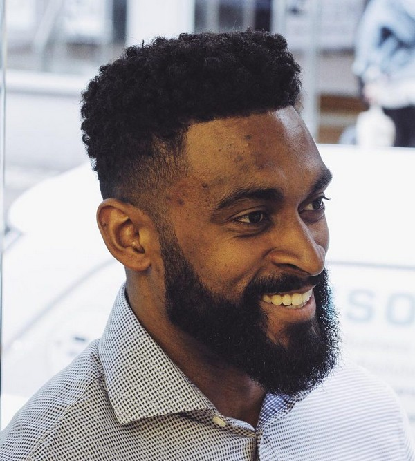 How To Trim A Full Beard