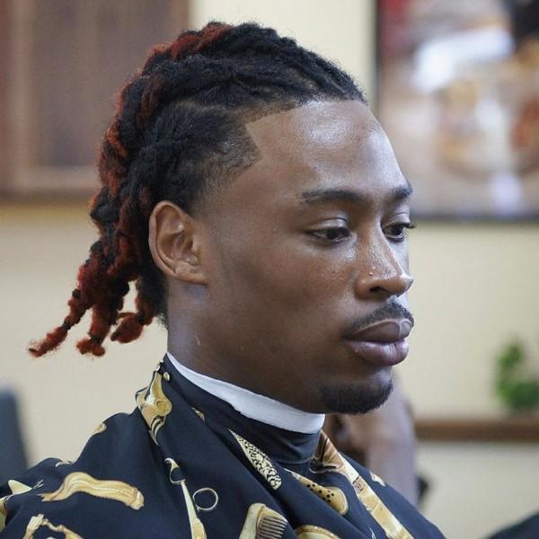 Mens African Braids